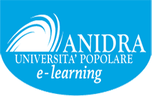 Banner Anidra UP E-Learning prova BASE