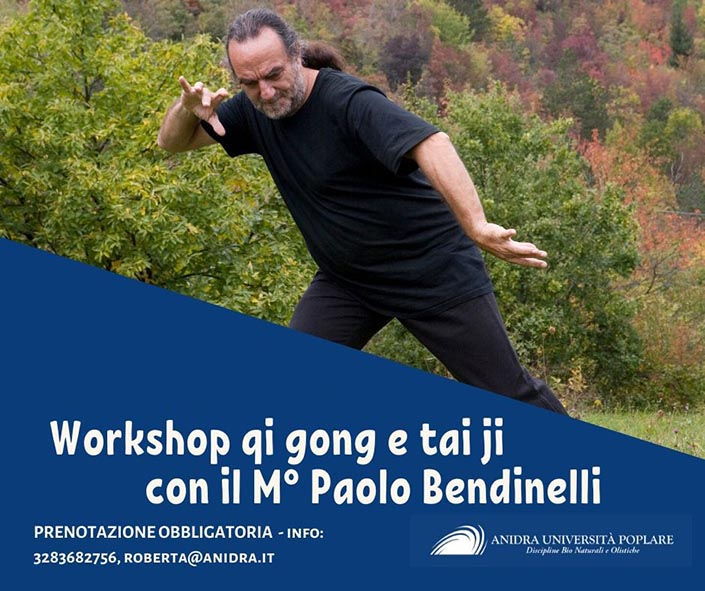 M° Bendinelli Workshop di Tai ji quan a Genova - 2020